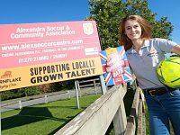 Mornflake unveils new branding at Alex Soccer Centre