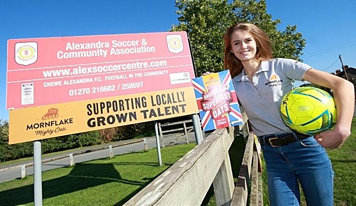 Alex Soccer Centre in Shavington 3