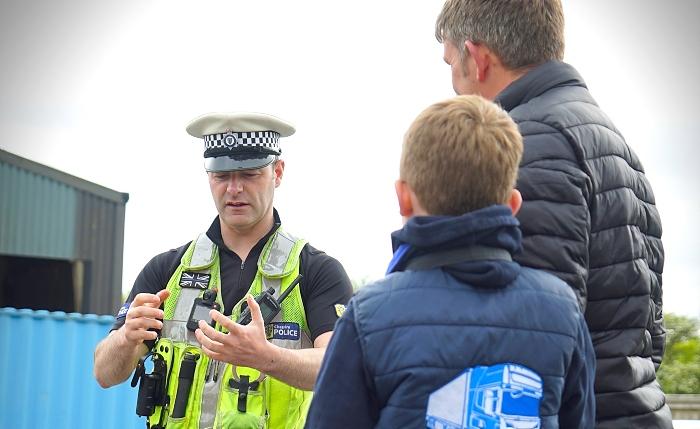 Alfie - cheshire police