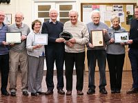 Wistaston celebrates Gold Award in Britain in Bloom
