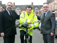 Nantwich boss launches 'Ride to Work' bike scheme for staff