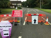 A530 Middlewich Road in Nantwich to reopen September 1