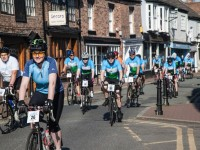 Third Alzheimer's 100 charity cycling planned for Nantwich