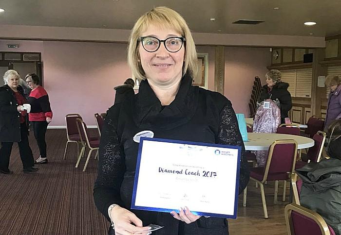 Amanda Smith, Weight Watchers honour