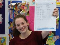 Malbank and Brine Leas students celebrate strong A level results