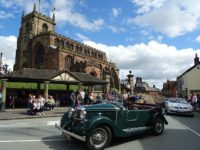 18th Audlem Festival of Transport proves hit with families