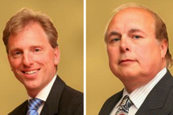 Nantwich council tax, cllrs Andrew Martin and David Marren