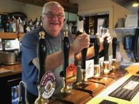 Nantwich pub's new boss is on track for success
