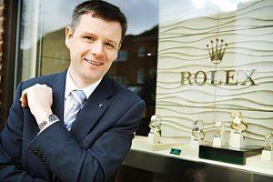 Jewellers donates £10,000 raffle prize to St Luke's Hospice Nantwich event
