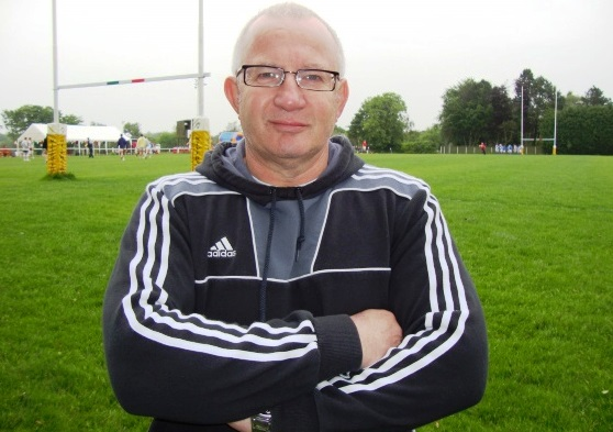 Andy Brown, director of rugby, Crewe & Nantwich RUFC, Vase semi-final