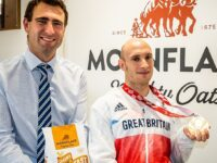 Nantwich Paralympic hero Andy Small earns Mornflake backing
