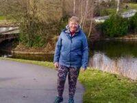 Wistaston walker taking part in charity challenge