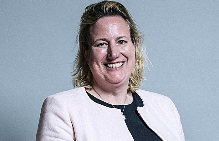 Antoinette Sandbach - Eddisbury Liberal Democrat
