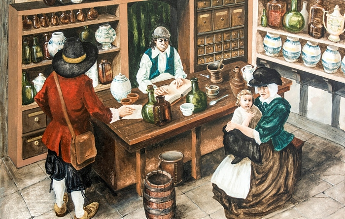 Apothecary Shop by Les Pickford 1024 (1)