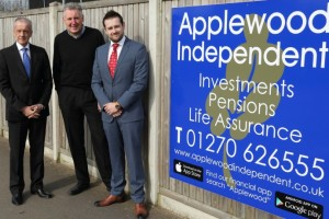 Applewood Independent strikes Nantwich Town deal