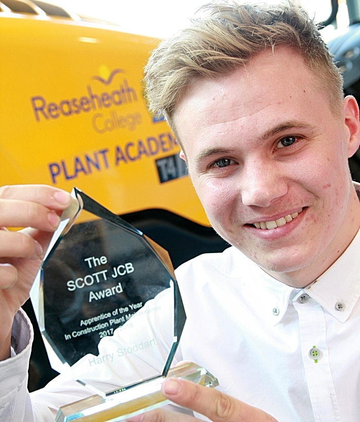 Apprentice of the Year Harry Stoddart (1)