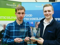 Trainees at Reaseheath College land top apprentice titles