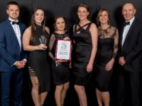 Aqueduct Marina near Nantwich scoops South Cheshire Chamber award