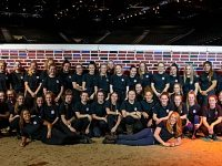 Nantwich students' key role at Horse of the Year Show