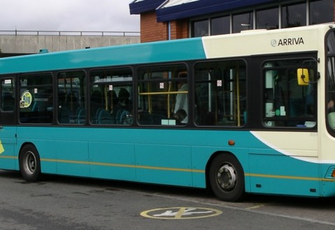Crewe and Nantwich bus users hit by Arriva North West driver industrial action