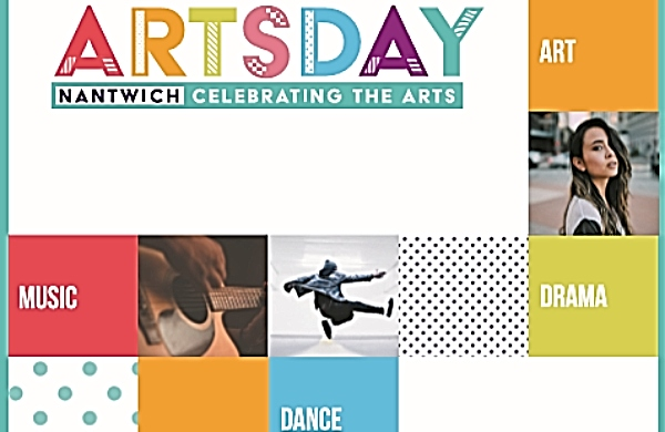 Arts Day in Nantwich