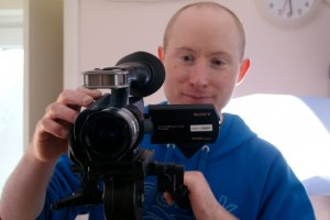 Nantwich film-maker produces horror movie in home town