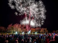 Thousands enjoy Bonfire and fireworks celebrations across Crewe and Nantwich