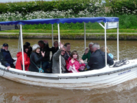 Audlem Lass boat service runner up in national Living Waterways awards