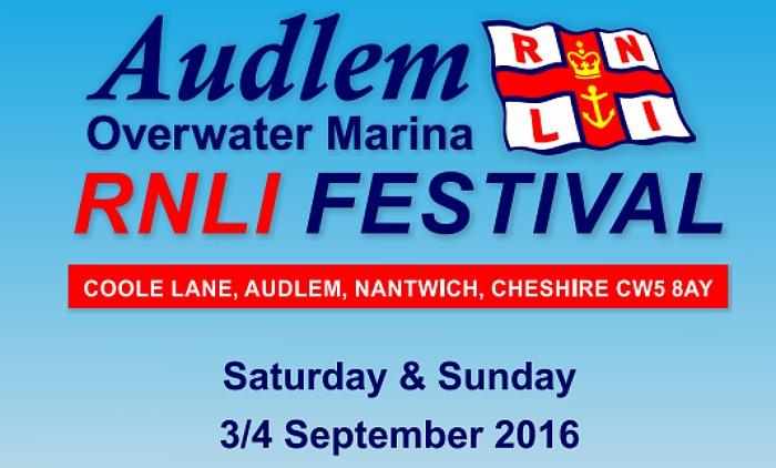 Audlem RNLI festival