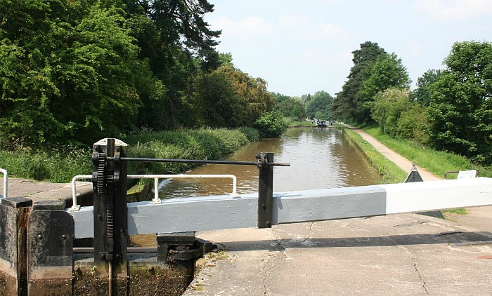Audlem lock, appeal for lock keepers