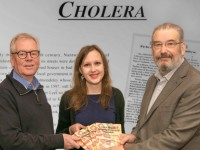 Nantwich Museum opens cholera mapping exhibition