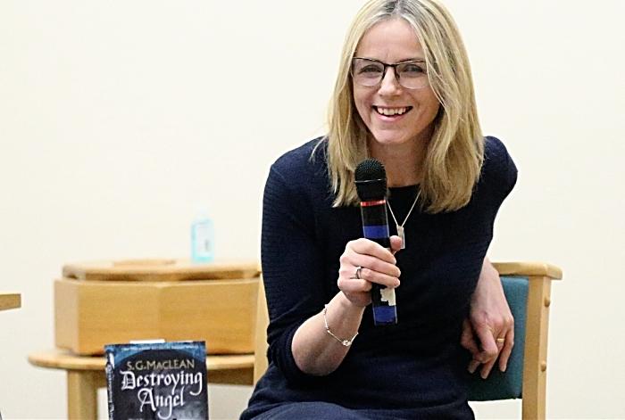 Author SG MacLean (1)