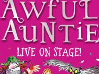 David Walliams' hilarious Awful Auntie production comes to Crewe Lyceum