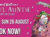 David Walliams' Awful Auntie heading to South Cheshire for Lyceum show