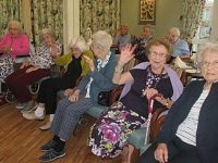Richmond Village Nantwich joined BBC Music Day to highlight dementia