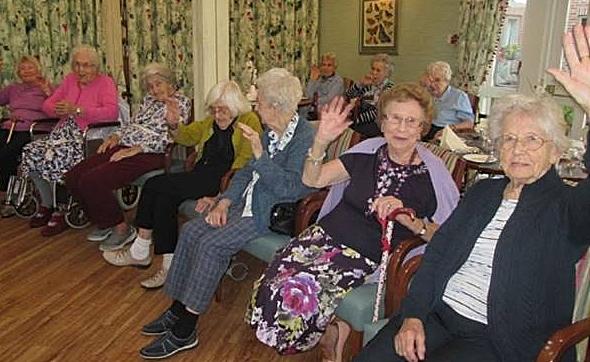 BBC Music Day at Richmond Village Nantwich