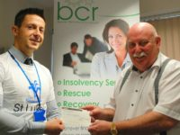 Finance firm BCR raises hospice cash at Nantwich quiz