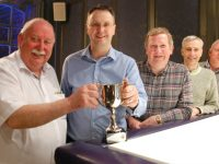 Brainy Nantwich businesses stage quiz in aid of hospice