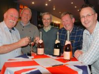 Businesses enjoy Nantwich quiz fun to raise hospice cash