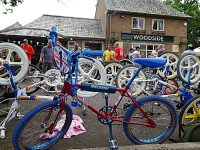 "BMX bike fans gather for South Cheshire ""Ride Out"" event"