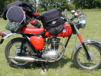 BSA Vintage Motorcycle event set for Wrenbury