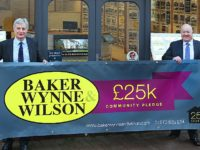 Nantwich estate agent pledges £25,000 to causes to celebrate 25th year