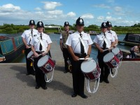 Four choirs and Drum Corps team up for Nantwich concert