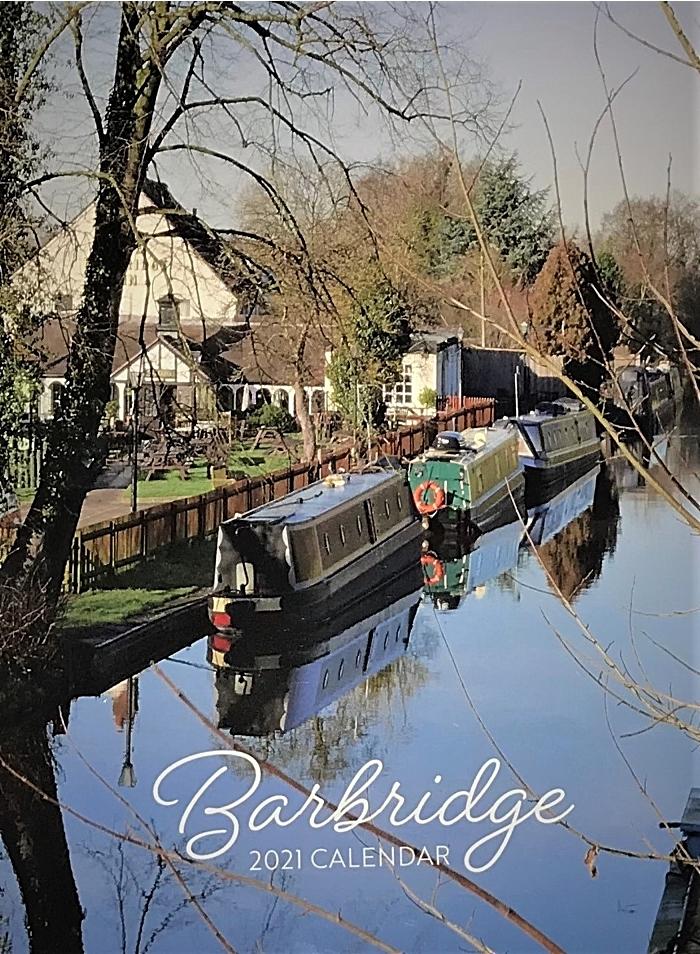 Barbridge 2021 calendar story