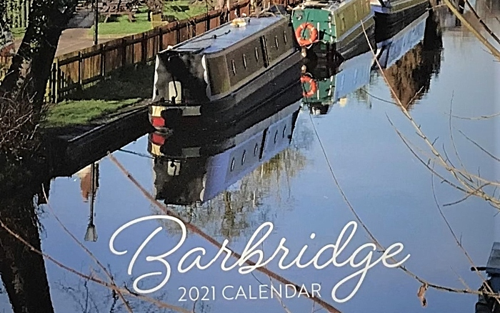 Barbridge 2021 calendar story - featured image