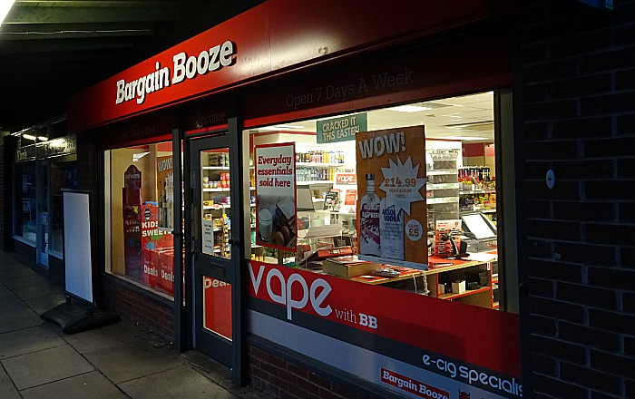 United Kingdom chains Bargain Booze and Wine Rack sold to Bestway