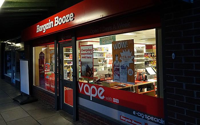 Bargain Booze - Kings Drive - Wistaston