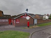 Armed robber in Bank Holiday raid on off licence in Crewe
