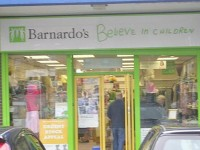 Barnardo's appeal for volunteers at Nantwich store