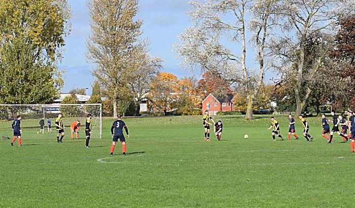 Barony Park - Crewe Regional Sunday League